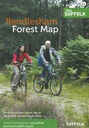 Front cover of Rendlesham Forest Map