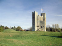 View of Orford Castle