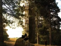 View of Sutton Hoo tower